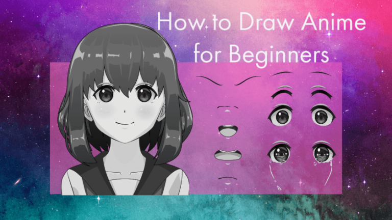 How to Draw Anime for Beginners